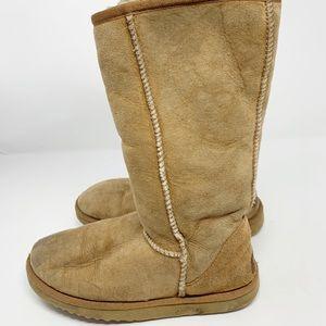 UGG Australia Classic Tall Winter Boots Size 5